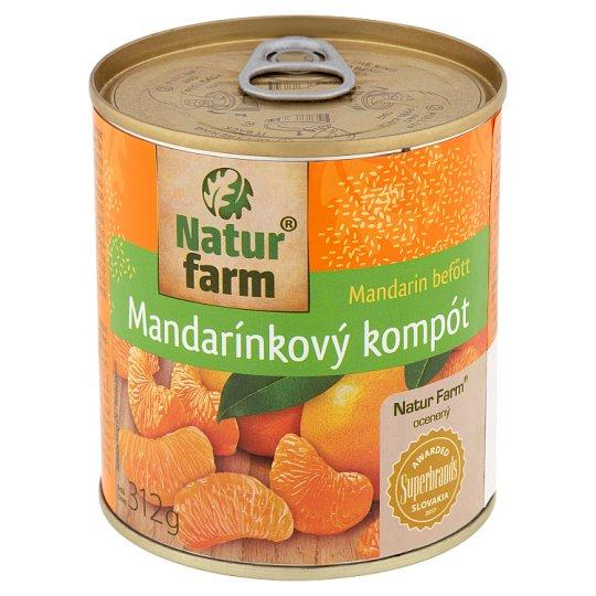 Natur Farm Mandarin Compote 312 g
