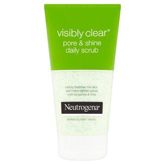 Neutrogena Visibly Clear Pore & Shine Peeling na každodenné použitie 150 ml