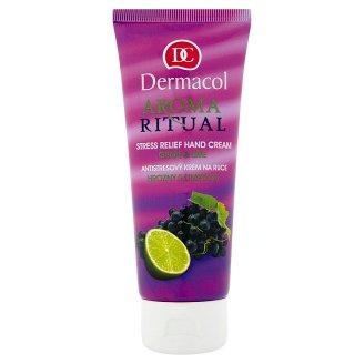 Dermacol Aroma Ritual Stress Relief Hand Cream Grape & Lime 100 ml