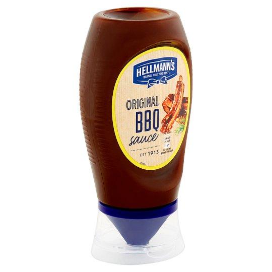 Hellmann's Grilovacia omáčka BBQ 250 ml