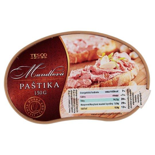 Tesco Pate Almond Flavour 150 g