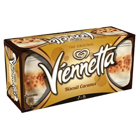 Algida Vienetta Biscuit Caramel 650 ml