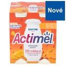 Danone Actimel Yoghurt Milk with Mango, Curcuma and Goji Berry 4 x 100 g