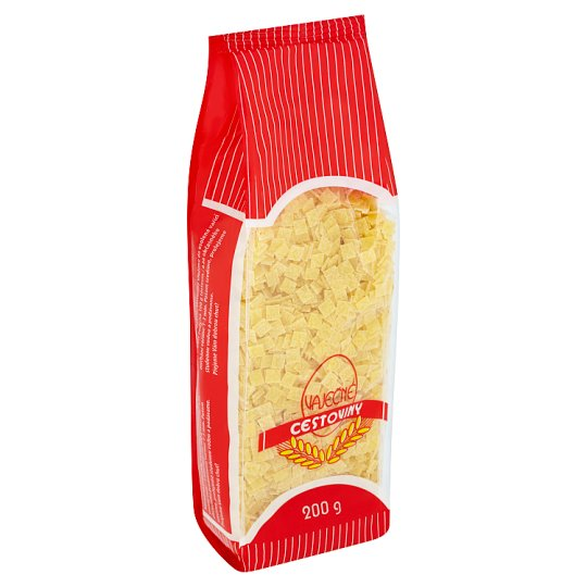 FRITEX Egg Pasta Small Cubes 200 g