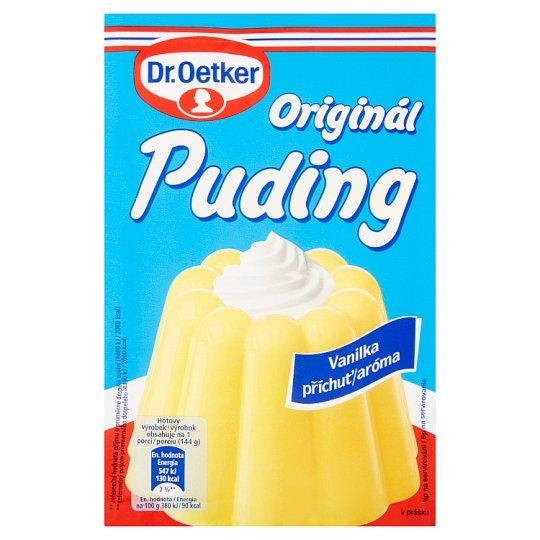 Dr. Oetker Originál Puding Vanilková aróma 37 g