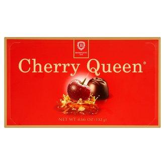 Cherry Queen Višne v alkohole dezert v horkej čokoláde 132 g