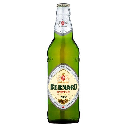 Bernard Light Draft Beer 0.5 L