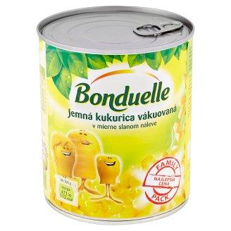 Bonduelle Jemná kukurica vákuovaná v mierne slanom náleve 670 g