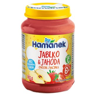 Hamánek with Strawberries 180 g