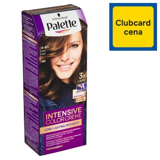 Schwarzkopf Palette Intensive Color Creme farba na vlasy Nugát 6-65 (W5)