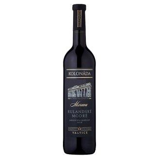 Kolonáda Rulandské modré víno suché červené 0,75 l