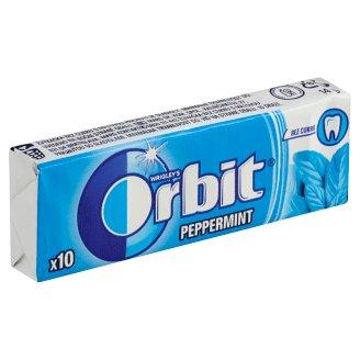 Wrigley's Orbit Peppermint žuvačka bez cukru 14 g