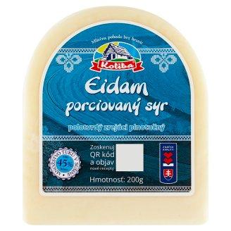 Koliba Edam Cheese Portion 200 g