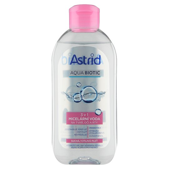 Astrid Soft Skin Softening Cleansing Micellar Water 200 ml
