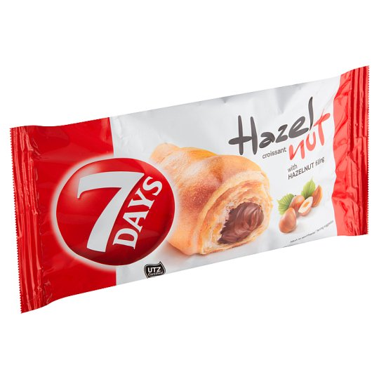 7 Days Croissant with Hazelnut Filling 60 g