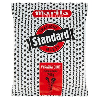 Marila Standard Roast Ground Coffee 250 g