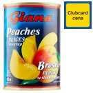 Giana Peaches Slices in Syrup 410 g