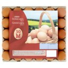 Tesco Čerstvé vajcia M 30 ks