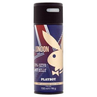 Playboy London Pre neho telový dezodorant 150 ml