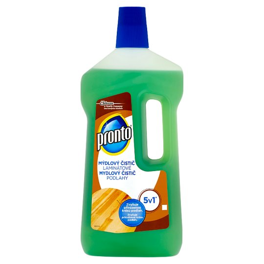 Pronto 5in1 Soapy Cleaner for Laminate Floors 750 ml