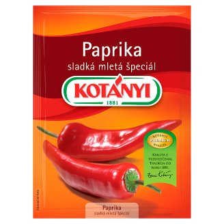 Kotányi Special Sweet Pepper 25 g