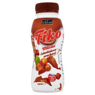 Melina Fiko Mlieko čokoládovo-orechové 240 ml