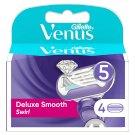 Gillette Venus Swirl Holiace Hlavice Pre Ženy 4 ks