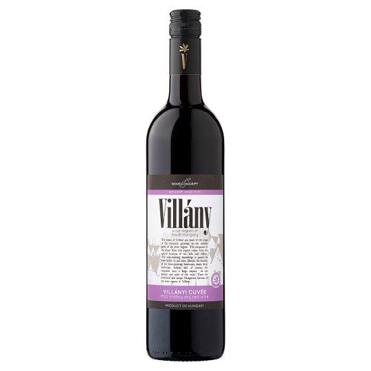 Wine Concept Villány Villányi Cuveé červené víno 0,75 l