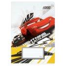 PP Karton Disney Cars Exercise Book A5