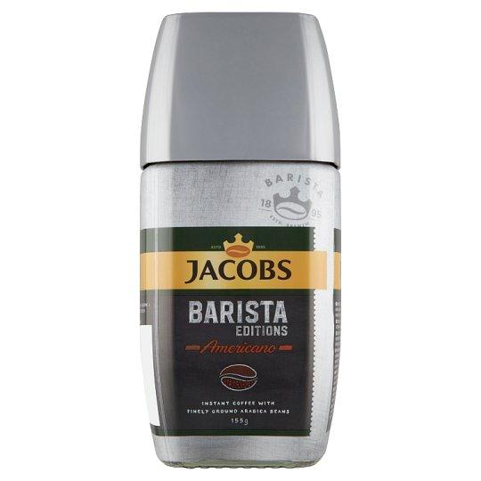 Jacobs Barista Edition Americano zmes rozpustnej a mletej kávy 155 g