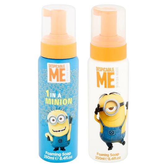 Mimoňovia - penové mydlo pre deti 250 ml