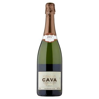 Tesco Finest Vintage Cava White Wine 0.75 L