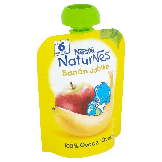 Nestlé NaturNes Banán jablko 90 g