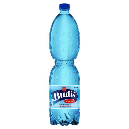 Budiš Prírodná minerálna voda perlivá 1,5 l
