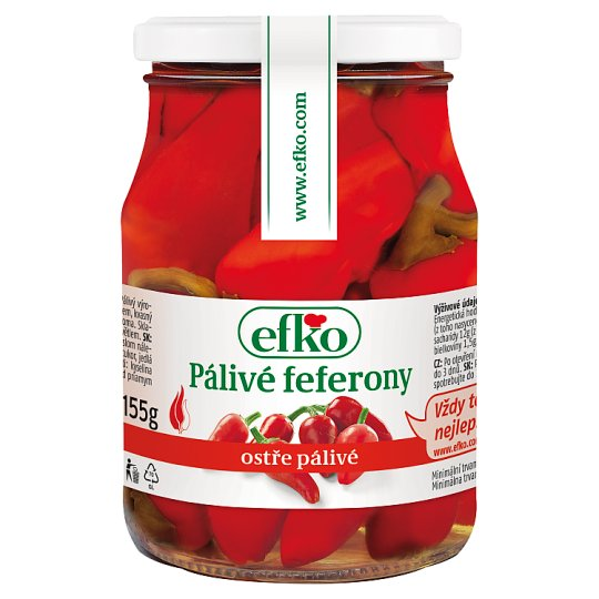efko Spicy Pepperoni 300 g