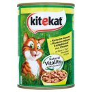Kitekat with Chicken Meat in the Juice 400 g