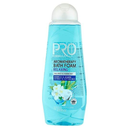 Tesco Pro Formula Relaxing Aromatherapy Bath Foam 750 ml