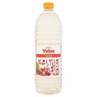 Tesco Value Ocot kvasný liehový 1 l