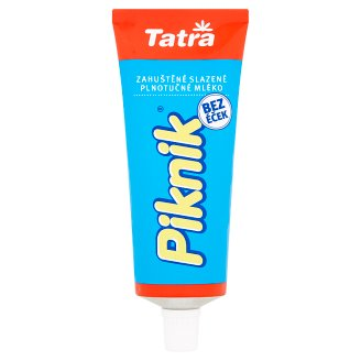 Tatra Piknik Concentrated Milk with The Addition of Sucrose 150 g