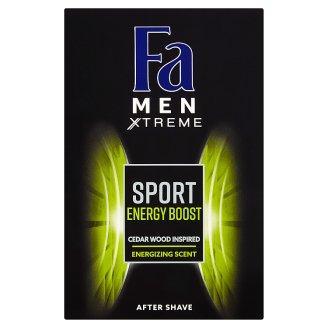 Fa Men Xtreme voda po holení Sport Energy Boost 100 ml