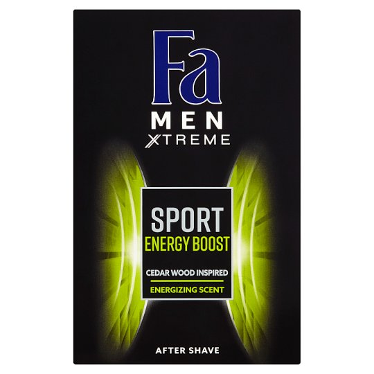 Fa Men Xtreme voda po holení Sport Energy Boost 100 ml