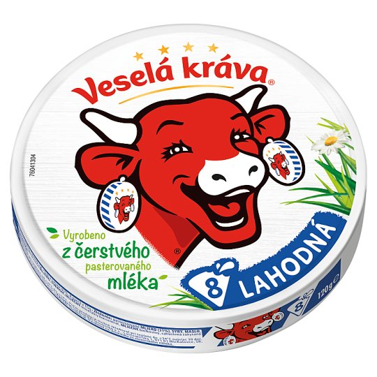 Vesela Kráva Delicious Cream Cheese 120 g