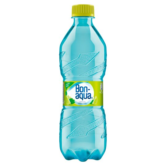 Bonaqua with Lime and Mint Flavour 500 ml