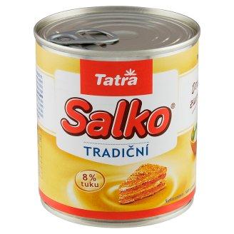Tatra Salko Zahustené sladené mlieko s prídavkom sacharózy 397 g