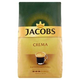 Jacobs Crema Pražená zrnková káva 1 kg