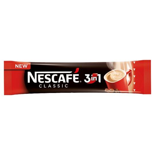 NESCAFÉ 3in1 Classic, Instant Coffee, Bag 17.5 g