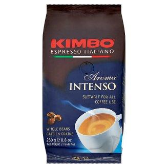 Kimbo Aroma intenso pražená zrnková káva 250 g