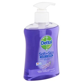 Dettol Liquid Soap with Lavender Extract 250 ml