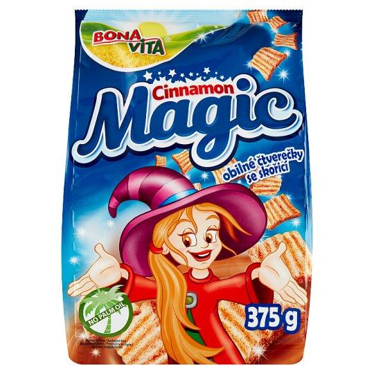 Bona Vita Cinnamon Magic obilné štvorčeky so škoricou 375 g