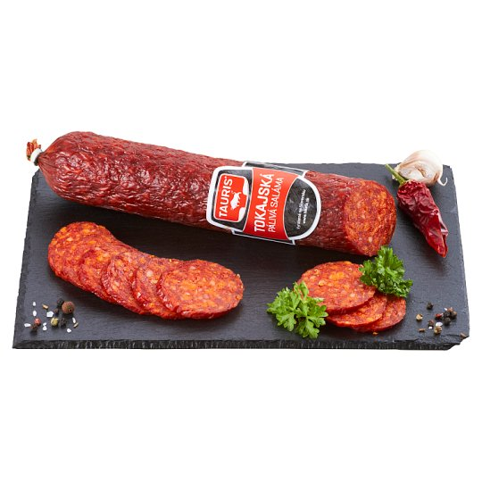Tauris Tokajská Spicy Salami